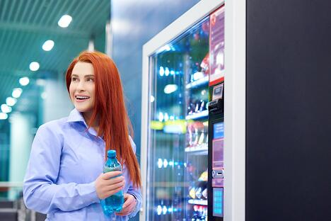 4 REASONS WE CUSTOMIZE VENDING TO YOUR NEEDS